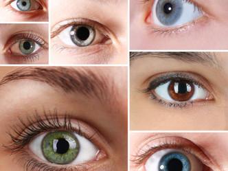 ¿Sabes lo que revela el color de tus ojos?