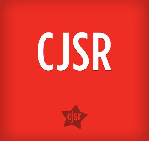 CJSR FM Edmonton, Radio Interview - March 2, 2016