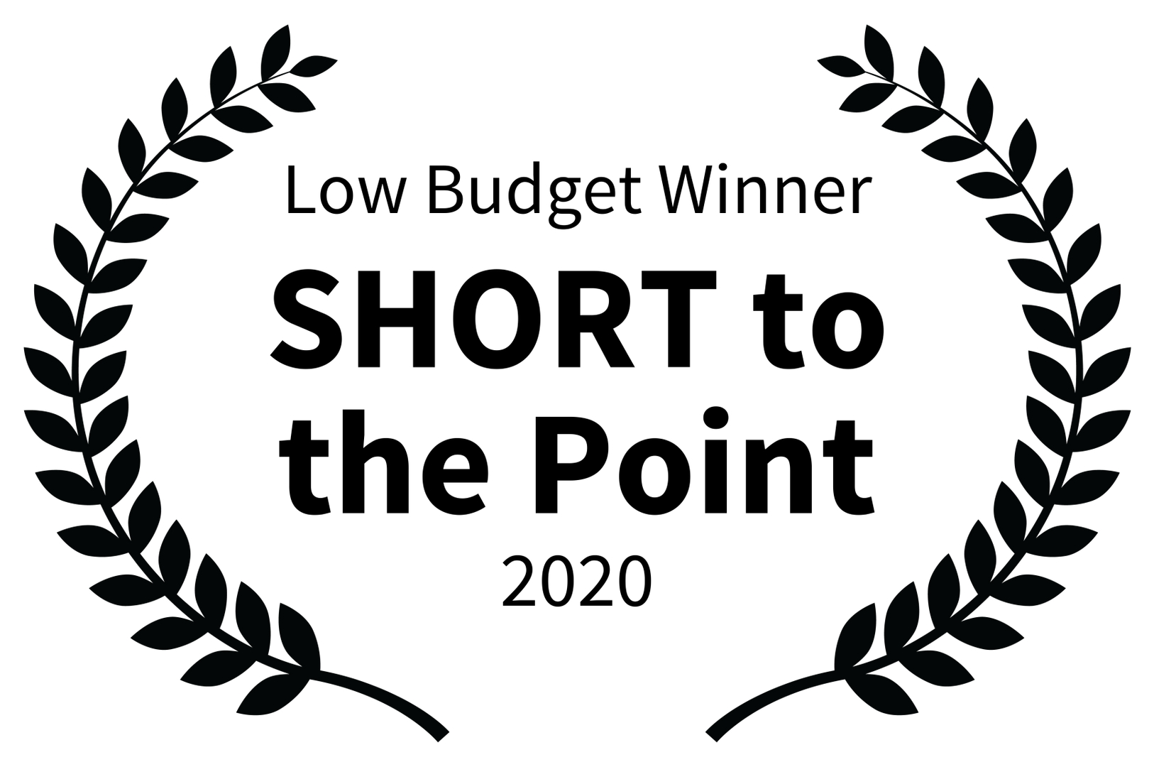 Low Budget Winner - SHORT to the Point -