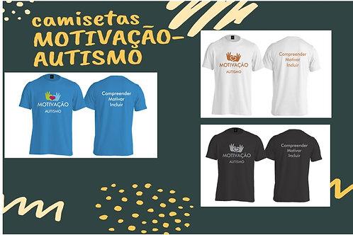 Camisetas Motivação Autismo