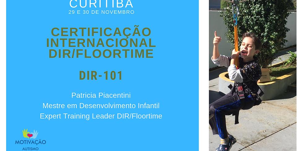 Certificação Internacional DIR 101 CURITIBA (turma 4)