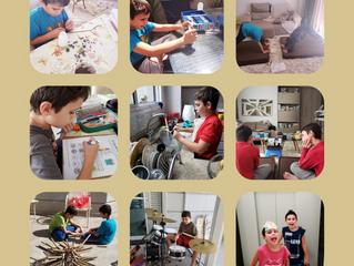 10  dicas para apoiar famílias com pessoas com autismo durante a pandemia
