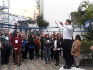 Workshop Internacional AT EASE em Curitiba