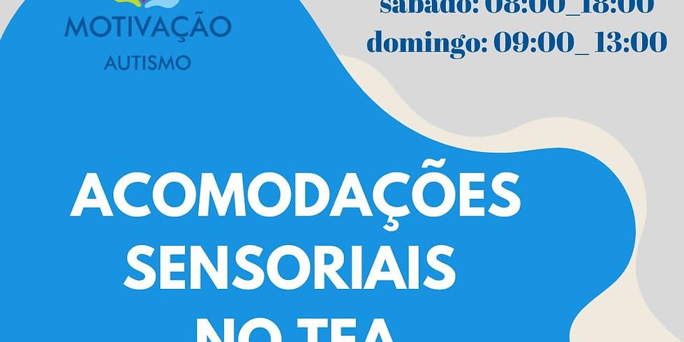 Acomodações Sensoriais no TEA