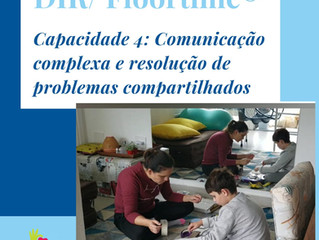 DIR/FLOORTIME- Capacidade 4: Comunicação complexa e resolução de problemas compartilhados