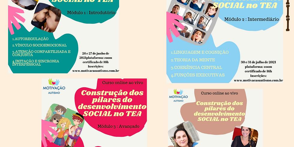 Construção dos pilares do desenvolvimento social no TEA