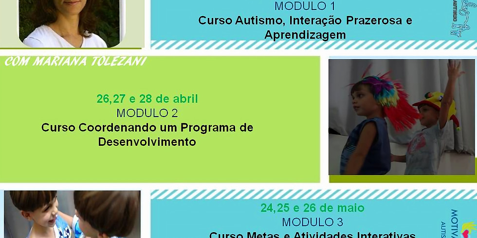 INSPIRADOS PELO AUTISMO -modulos 2 e 3