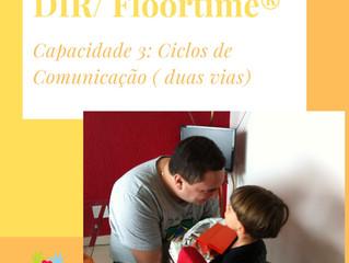 DIR/FLOORTIME- Capacidade 3: Ciclos de Comunicação