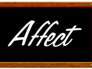 AFFECT : recurso n.1 para se conectar com a criança