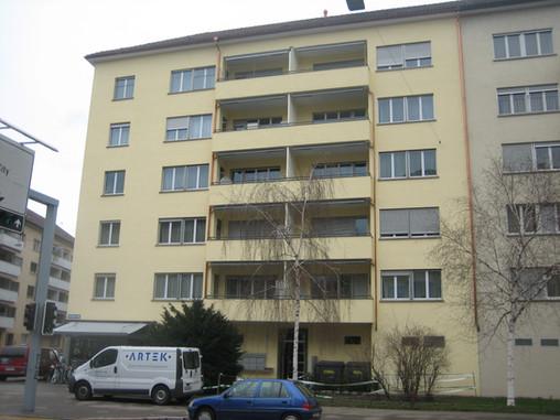 Sanierung MFH Schimmelstrasse Zürich