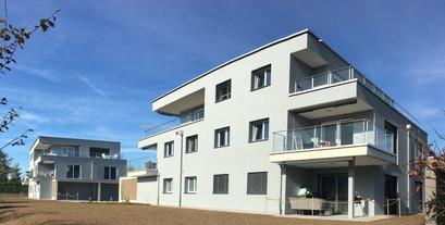 Neubau 2 MFH Jona