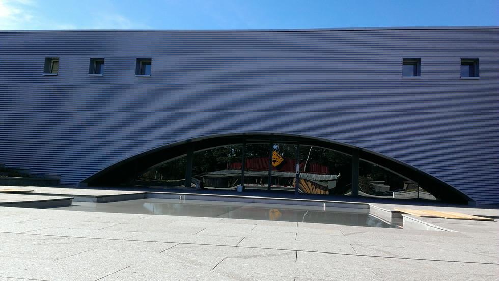 Neubau Gewerbehaus Jona