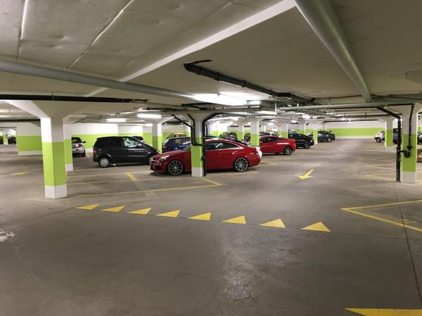 Sanierung Tiefgarage MFH Scheideggstr. Winterthur