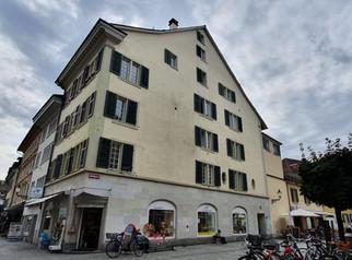 Zustandsanalyse MFH Winterthur