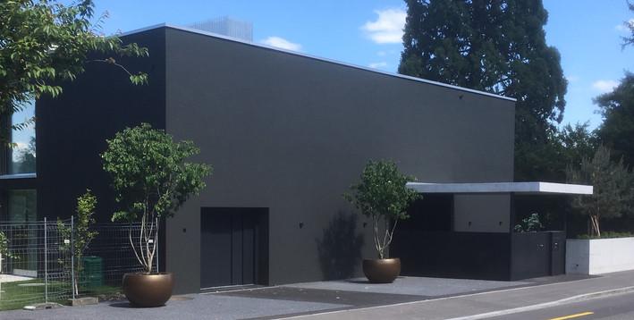 Neubau EFH Thalwil