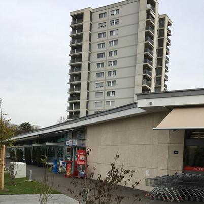 Sanierung MFH Winterthur 120 Wohnungen