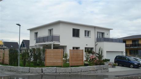 Neubau EFH Reichenburg