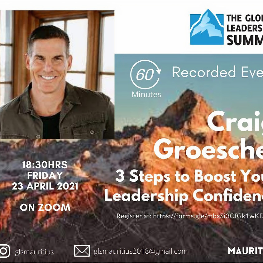 [FREE] 3 Steps to Boost Your Leadership Confidence