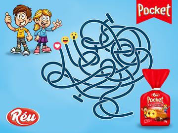 Reu Kids Product Range Social Media interactive posts