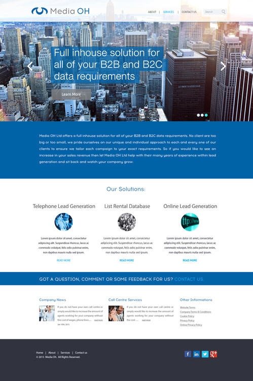 MediaOH-homepage
