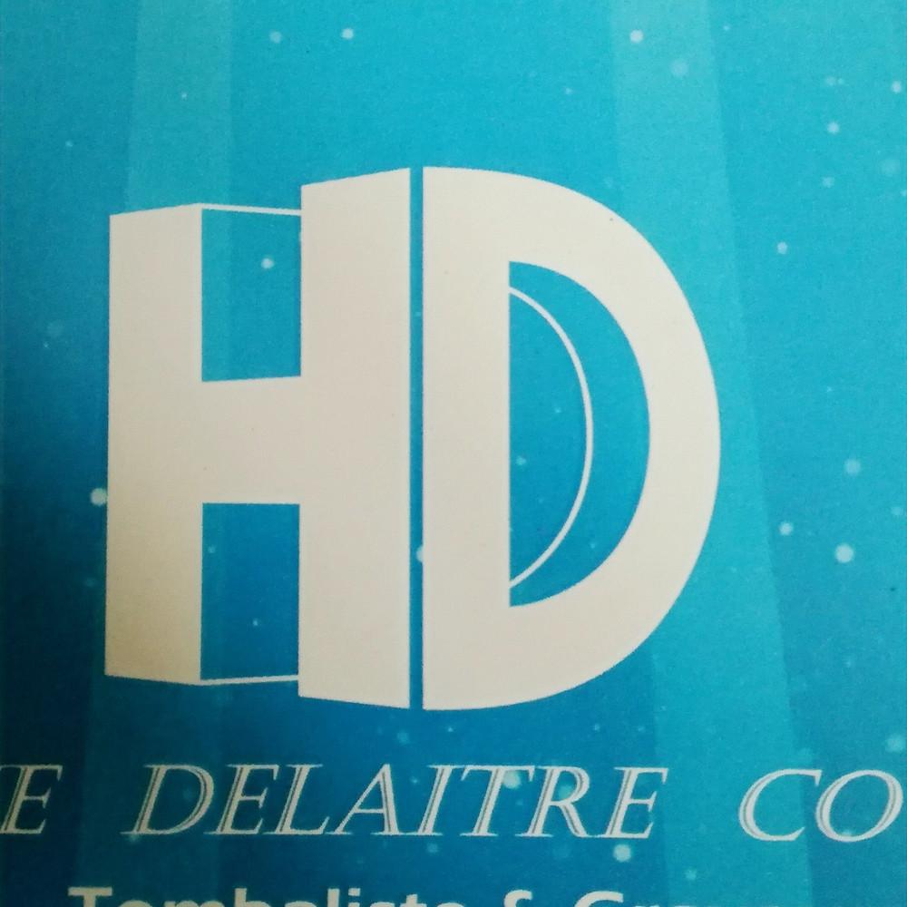 Former logo of Herve Delaitre Mauritius