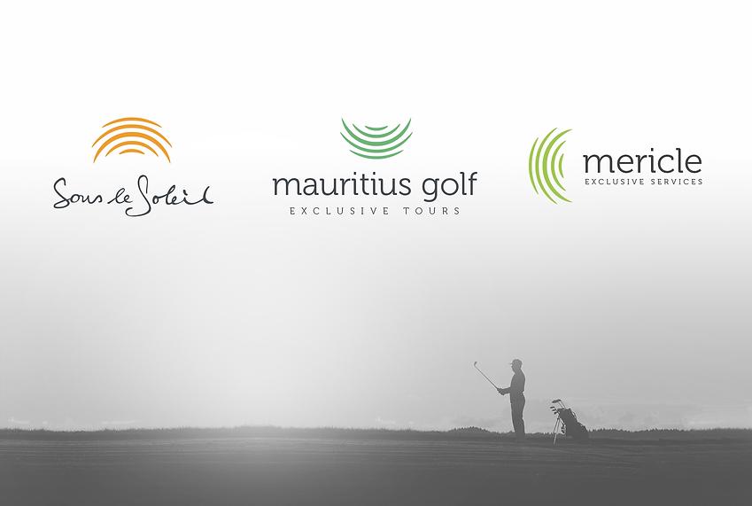 Group of companies branding