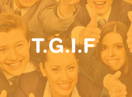 T.G.I.F - The social behavior translated from a business perspective