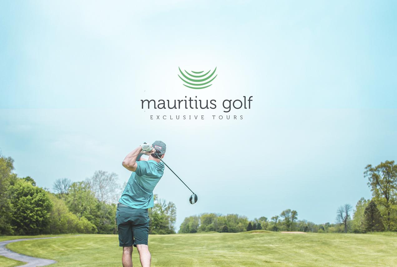 Mauritius Golf Tours Branding