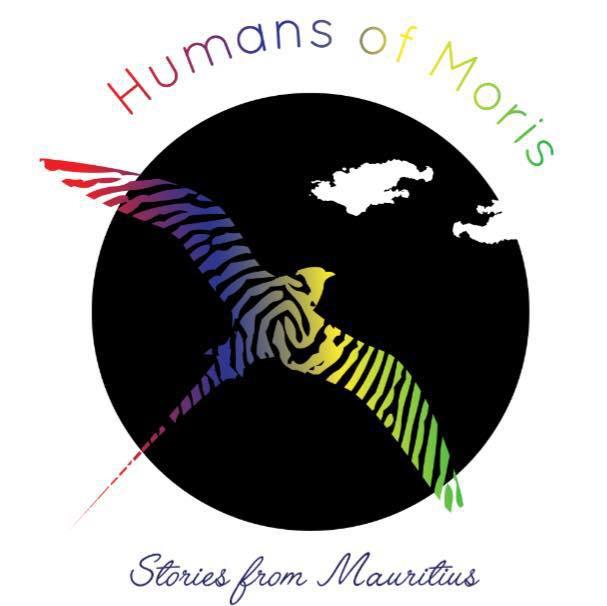 humans of moris previous logo mauritius