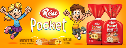 Reu Kids Product Range Social Media Advert