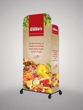Gitto's exhibition stand design