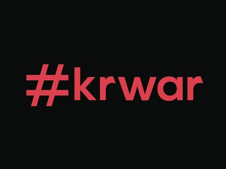 Eski to #krwar ?