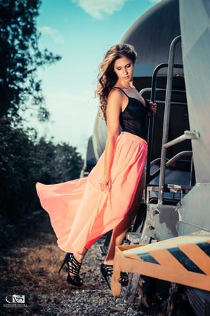 Model: Kathi Lurger H&M: Paulina Moldovan