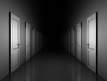 The Door's Open
