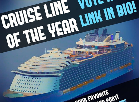It's Cruisedaily Awards time!