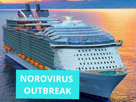 Nearly 500 passengers sick after norovirus outbreak on Royal Caribbean's Oasis of the Seas