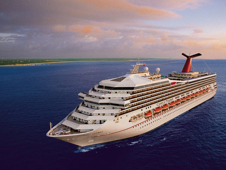 Carnival Triumph fails CDC sanitary inspection!