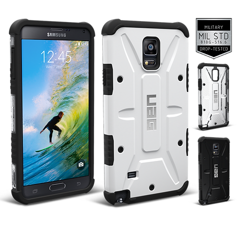 COMPOSITE CASE Samsung Note 4 - UAG