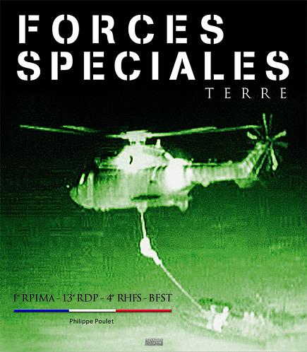 FORCES SPÉCIALES Terre