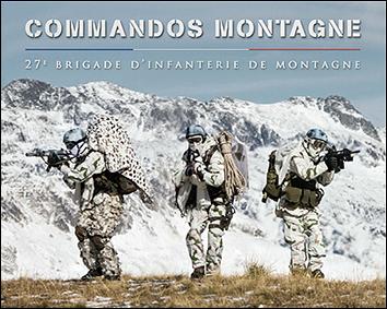 Commandos Montagne