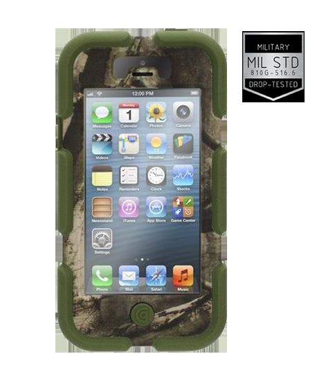 SURVIVOR pour Iphone 5/5s - Griffin