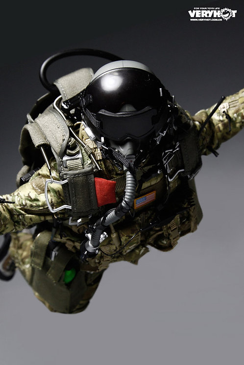 Chuteur HAHO US Army Special Force
