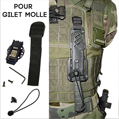 Accessoires WING Tactic GIGN