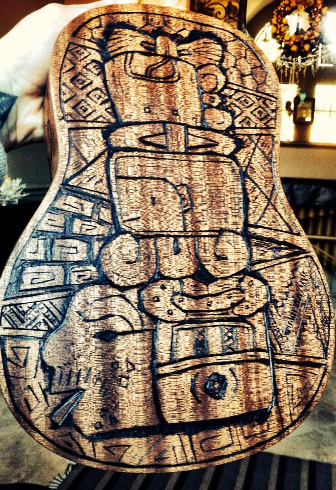 Mayan Motif