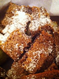 Hawaiian Food: Cocoa Mochi