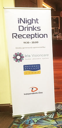 Iris Visioncare at Independents Day
