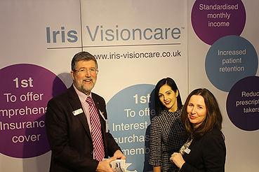 Iris Visioncare at iDay