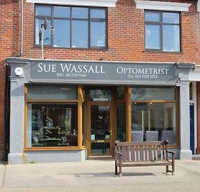 Iris - Sue Wassall
