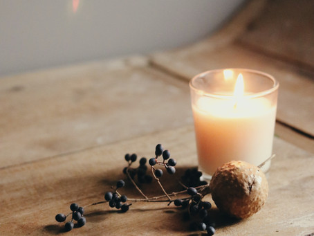 What is a Labour/Birthing Candle?