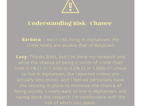 Understanding 'Risk' in Pregnancy
